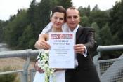 Justyna i Grzegorz Bryja